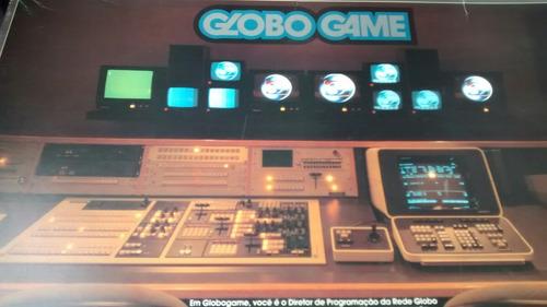 manual jogo tabuleiro globo game - manual