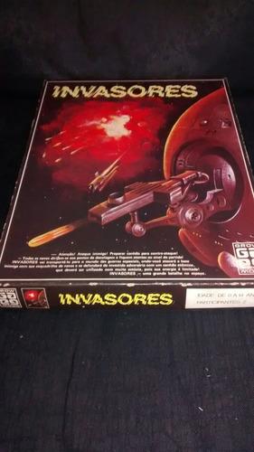 manual jogo tabuleiro invasores - manual