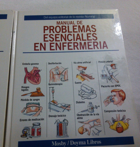 manual libro enciclopedia enfermeria