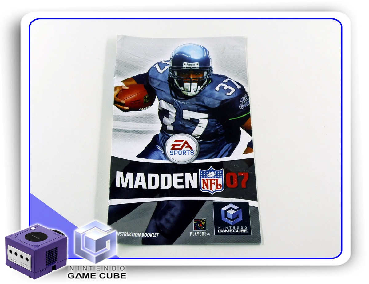 madden 07 gamecube