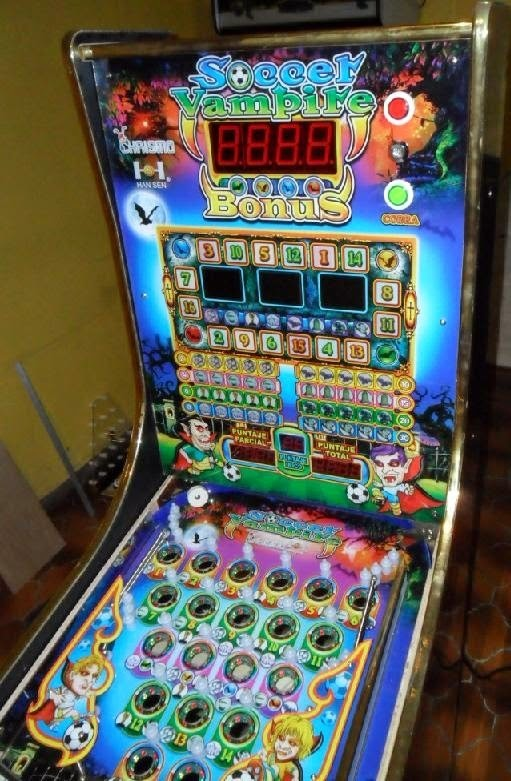 Juegos De Maquinas De Monedas