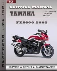 manual mecanica eletrica completo yamaha fazer 600*