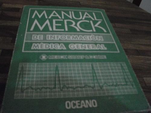 manual merk de medicina  consulta