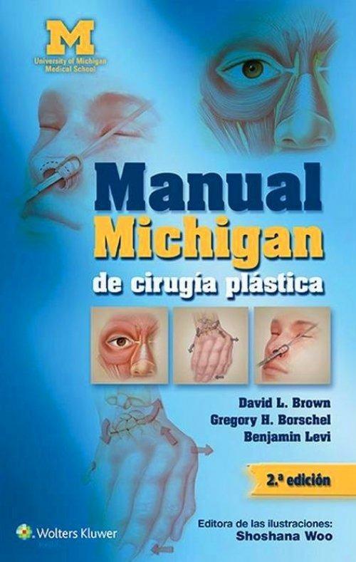 Manual Michigan De Cirugía Plástica Lippincott - $ 2.955,00 en ...