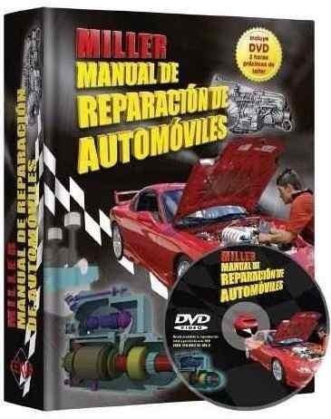 manual miller de reparación de autos + dvd lexus