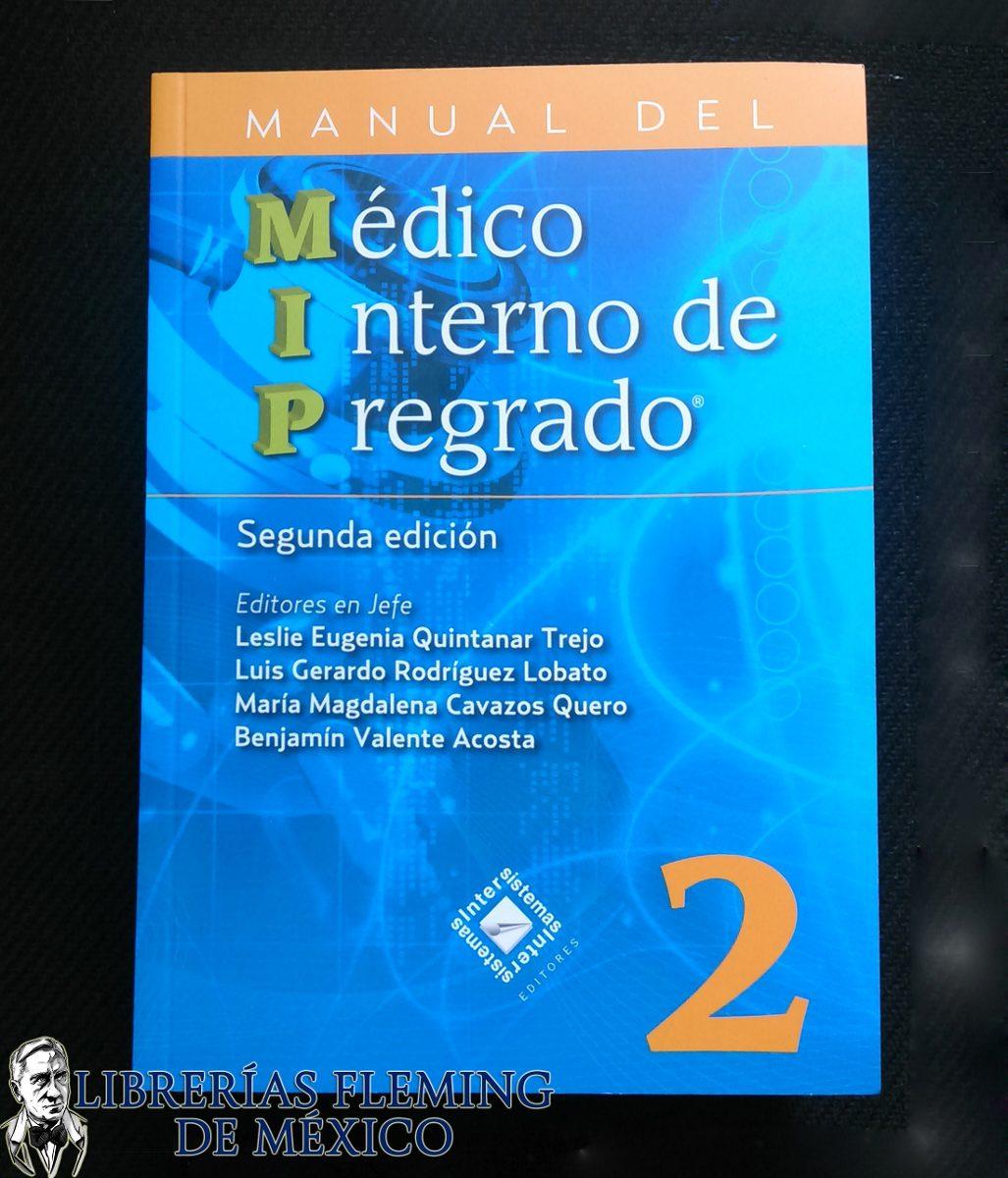 manual del medico interno de pregrado pdf descargar gratis