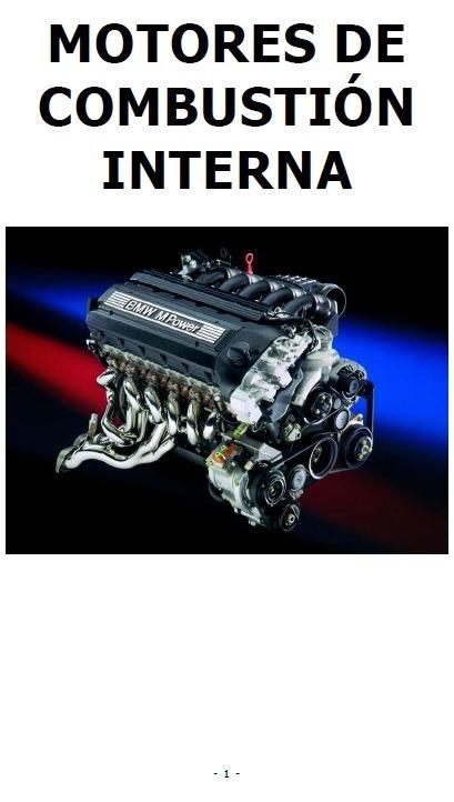manual motores de combustion interna