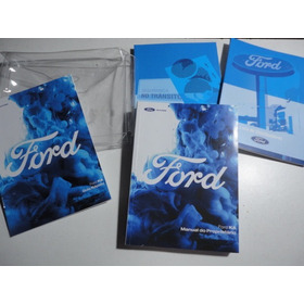 Manual Novo Ford Ka 2018 2019 Original 1.0 1.5 Hatch Sedan