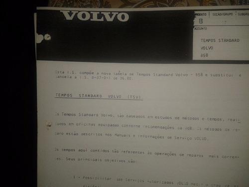 manual omnibus brasilero volvo fotocopiado, completo