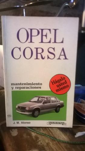 manual opel corsa $400