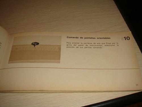 manual original de renault 12 año 76 a 82