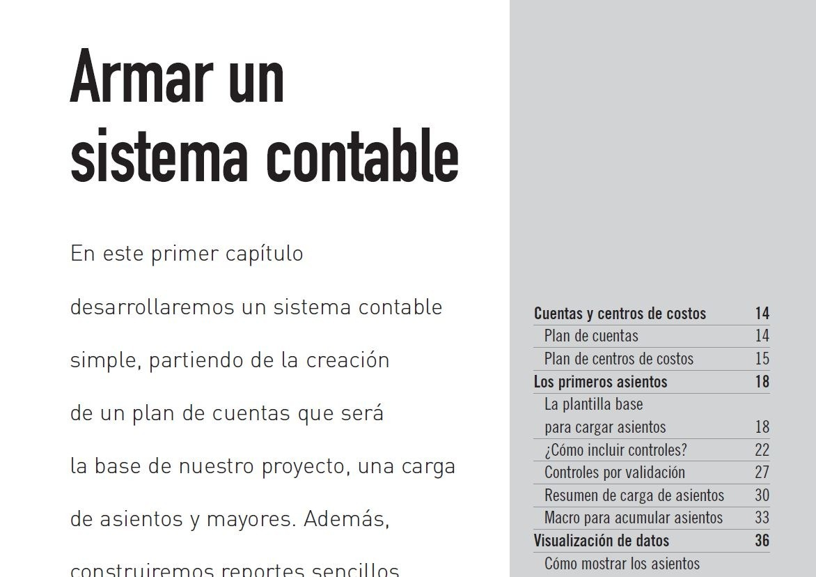 Hermosa Plantilla Del Manual De Contabilidad Fotos - Ejemplo De ...