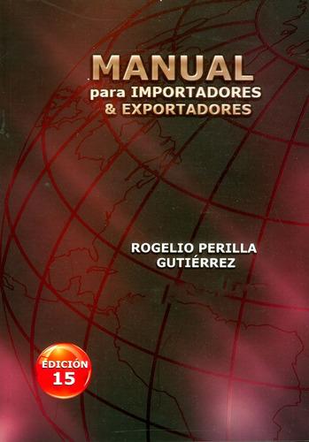 manual para importadores & exportadores (edición 15)