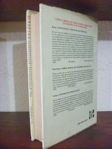 manual para ingenieros y técnicos en electrónica. kaufman.