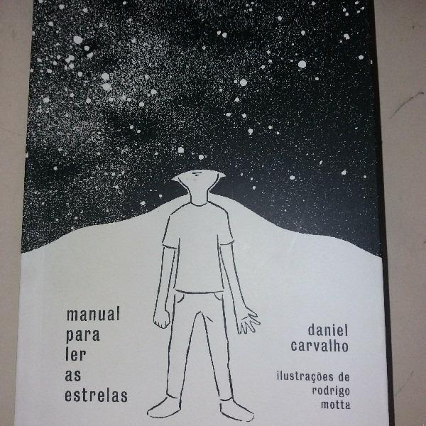 Resultado de imagem para daniel carvalho manual para ler as estrelas