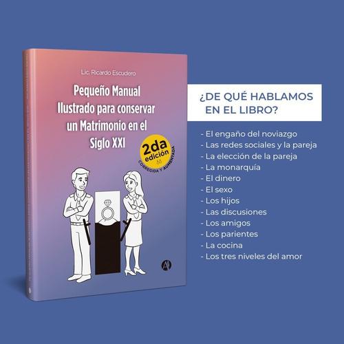 manual para mantener un matrimonio en el siglo xxi
