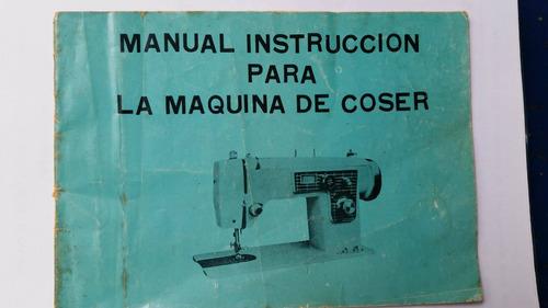 Manual Para Maquina De Coser Triumph Deluxe Precision