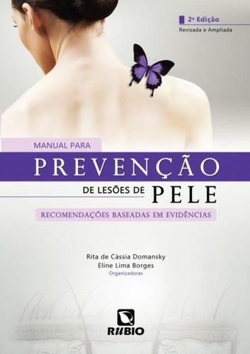 manual para prevencao de lesoes de pele - 2ª ed
