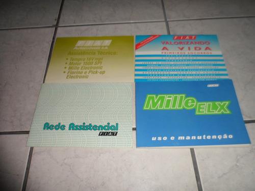manual para uno elx 1.0 1994