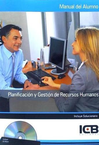 manual planificación y gestión de recursos humanos(libro cic