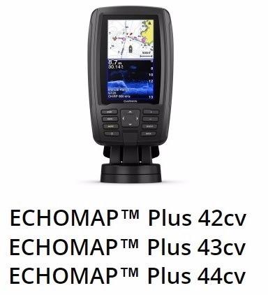 Manual Português Garmin Echomap Plus 42cv 43cv 44cv 62cv