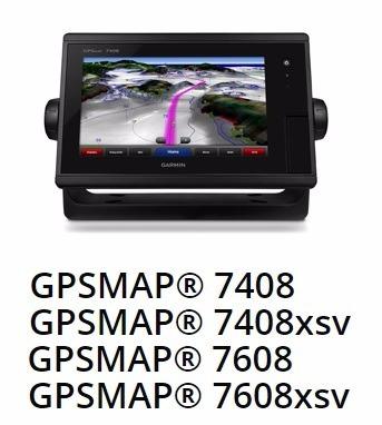 Manual Português Garmin Gpsmap 7407 7607 7408 7608 7412 Xsv