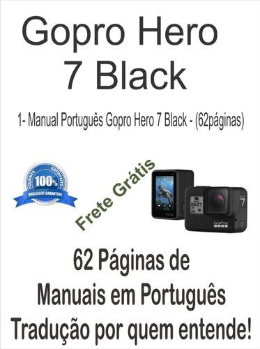 manual português gopro hero 7 black = surpresa-@ via e-mail