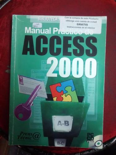 manual practico de acces 2000