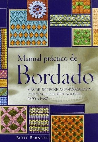 manual práctico de bordado + obsequio