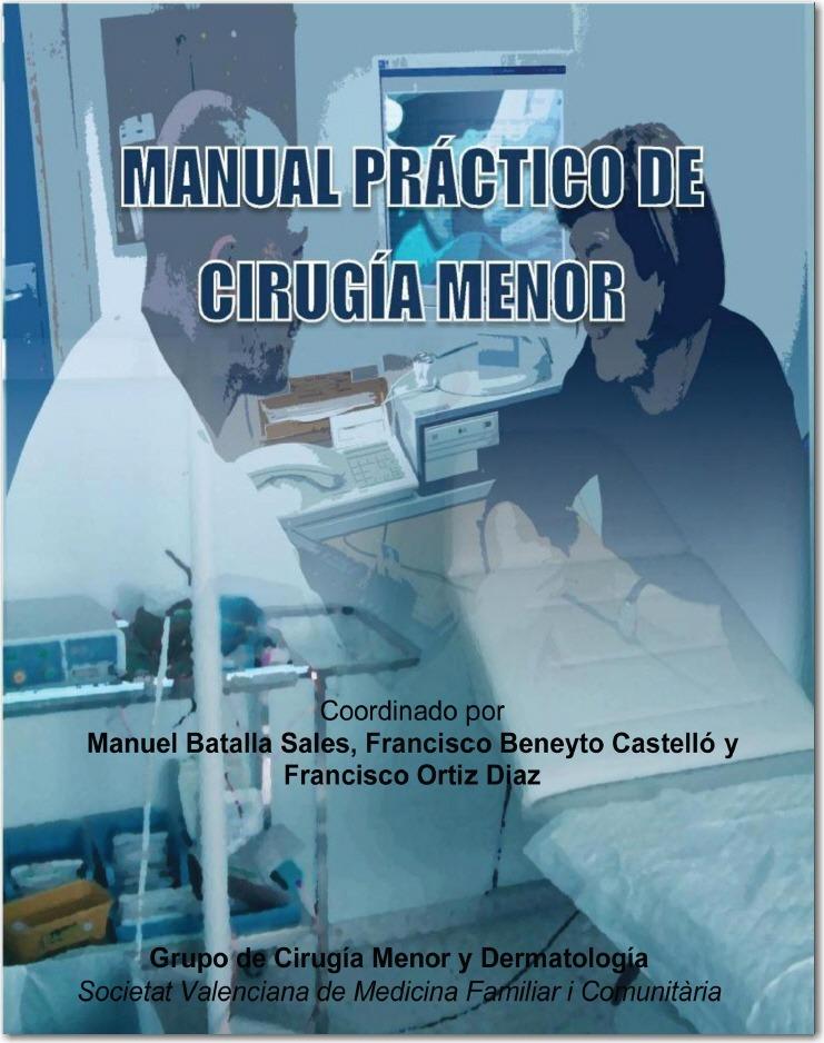 Manual Práctico De Cirugía Menor - $ 65,00 en Mercado Libre