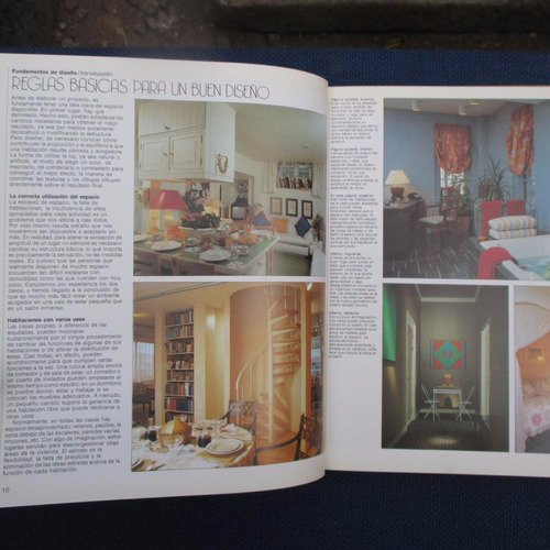 manual practico de decoracion, mary gilliatt, ed. folio