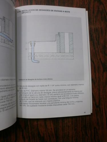 manual práctico de grifería roca - plomería excelente estado