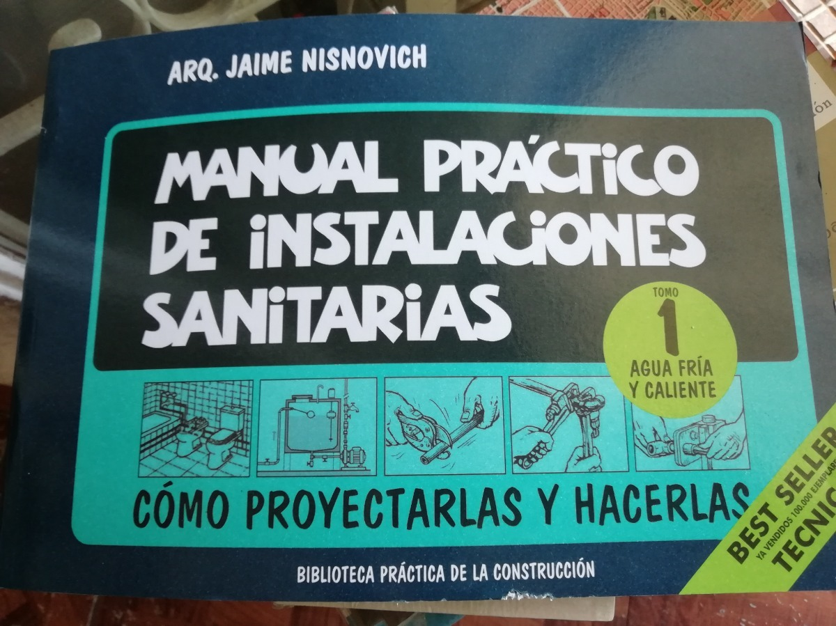 manual práctico de instalaciones sanitarias 1 nisnovich new. Cargando zoom.