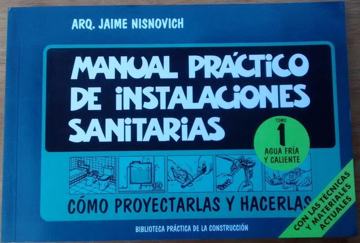 manual práctico de instalaciones sanitarias 1 y 2. Cargando zoom.
