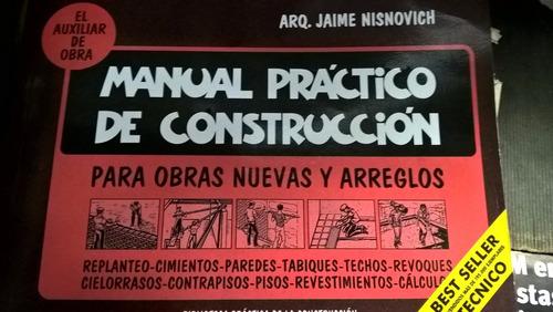 manual practico de la construccion nisnovich