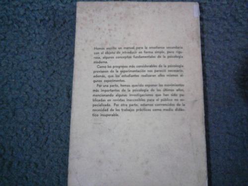 manual practico de psicologia moderna - antonio m. battro