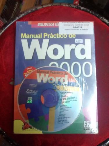 manual practico de word2000-cn cd.