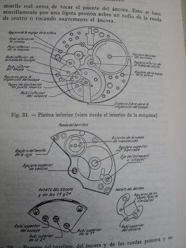 manual practico del relojero donald de carle 1973 monteso