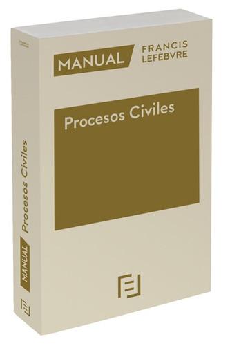 manual procesos civiles(libro )