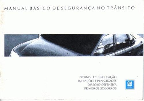 manual proprietário corsa  2000 - c/suplementos - original