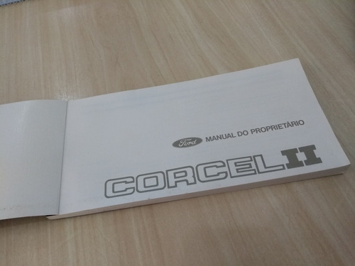 manual proprietário ford corcel 2 1982 original