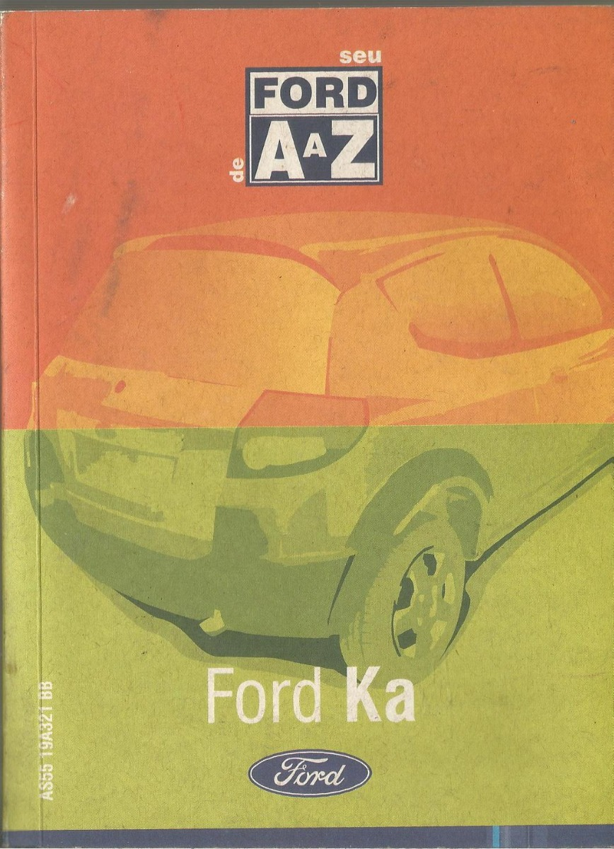 Manual Propriet Rio Ford Ka  Em Pdf Por Email R   Rh Produto Mercadolivre Com Br Haynes Manual Ford Ka  Manual Do Ford Ka