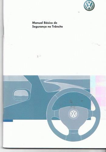 manual proprietário gol ou parati g4 2011 completo original