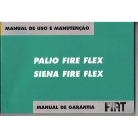 Manual Proprietário Palio Siena Fire 2006 2007 C/suplementos