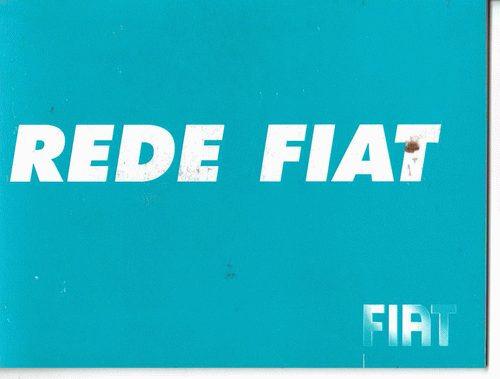 manual proprietário palio siena strada fire 2006 c/suplement