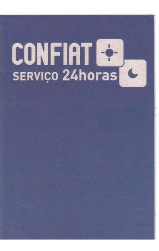 manual proprietário uno ou fiorino  2010 com os suplementos