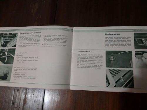 manual renault 6 gtl