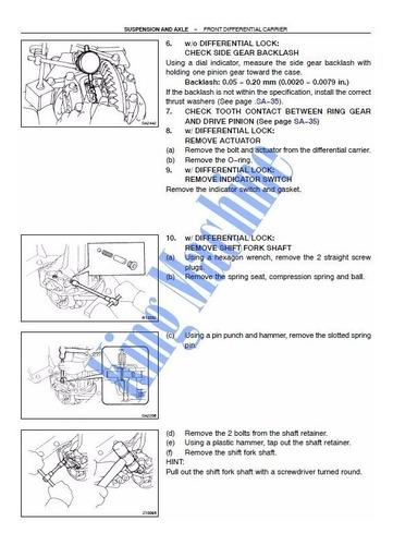 manual reparacio toyota land cruiser autana burbuja serie 80