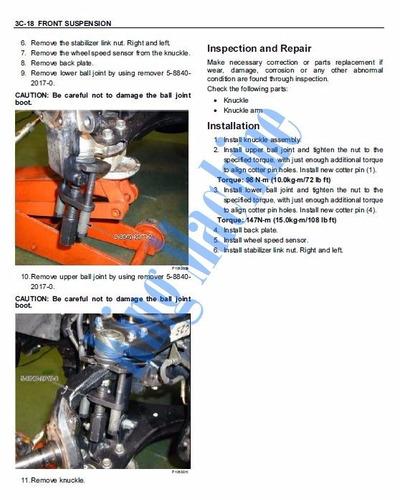 manual reparacion chevrolet luv dmax 2005 -2009