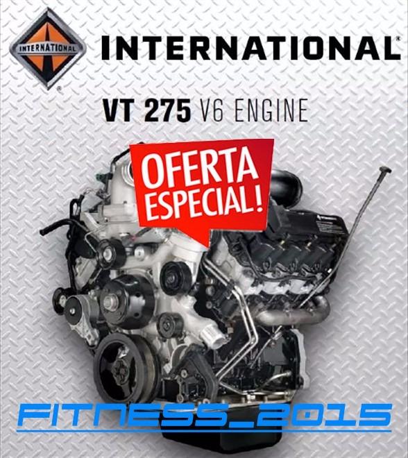 engine manual for vt275 international rh engine manual for vt275 international tempower us International VT275 4 5 Engine Ford Powerstroke Turbo Diesel VT365 Engine
